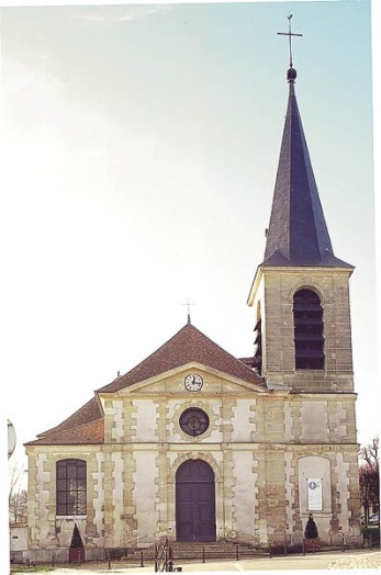 Eglise de Marly le Roi