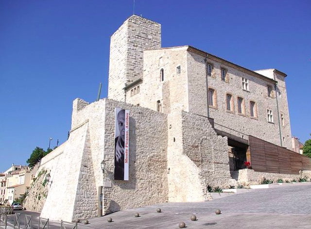 Musée Picasso - Antibes